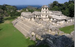 La decadencia de la civilización Maya