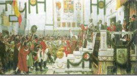 Las cortes de Cadiz y la Constitucion de 1812