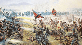 Por qué se desató la Guerra Civil en Estados Unidos – Guerra de Secesión