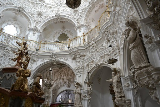Sagrario de la Iglesia de la Asunción