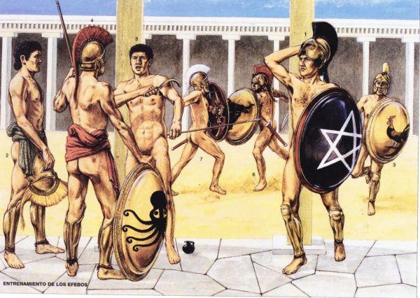 esparta-agoge