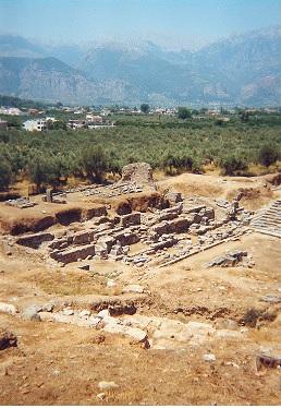 Ruinas Esparta
