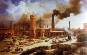 La Revolución Industrial, segunda etapa