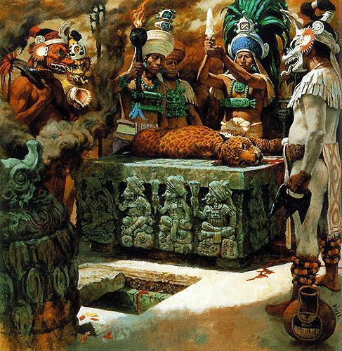 rituall-maya