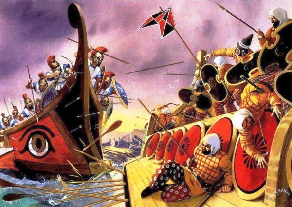 la-guerra-del-peloponeso-atenas-vs-esparta-batalla-naval