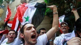 Siria revueltas