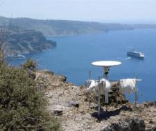Despierta Santorini, el volcán que colpasó a la civilización minoica