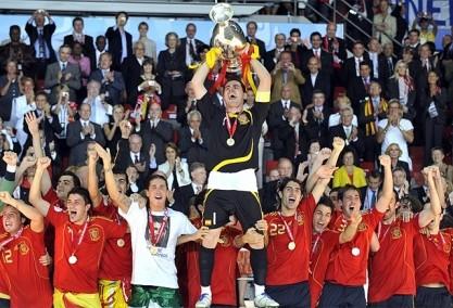 españa gana eurocopa 2008