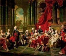 El Siglo XVIII, los primeros Borbones: Trabajo de 2º de Bachillerato