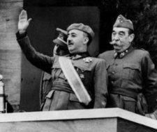 España durante el Franquismo: Trabajo de 2º de Bachillerato