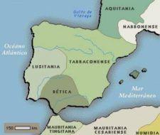 La españa romana: Trabajo de 1º de ESO