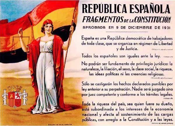segunda republica