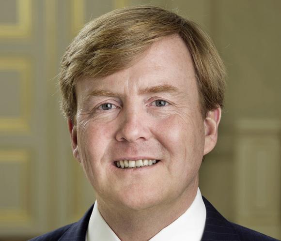 Guillermo Alejandro Rey de los Países Bajos