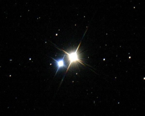 Estrellas dobles