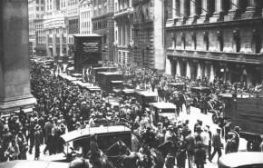 84 aniversario de la Crisis de 1929