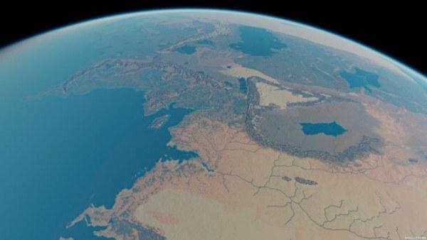 como-seria-la-tierra-media-vista-desde-el-espacio-exterior