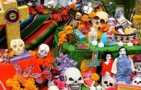 El Dia de los Muertos y la Cultura Azteca