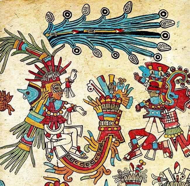 El Día De Los Muertos Y La Cultura Azteca Sobrehistoriacom