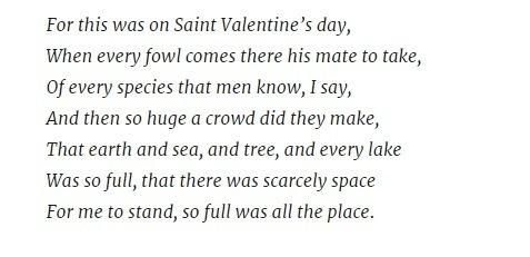 san-valentin-tradicion-poema-chaucer