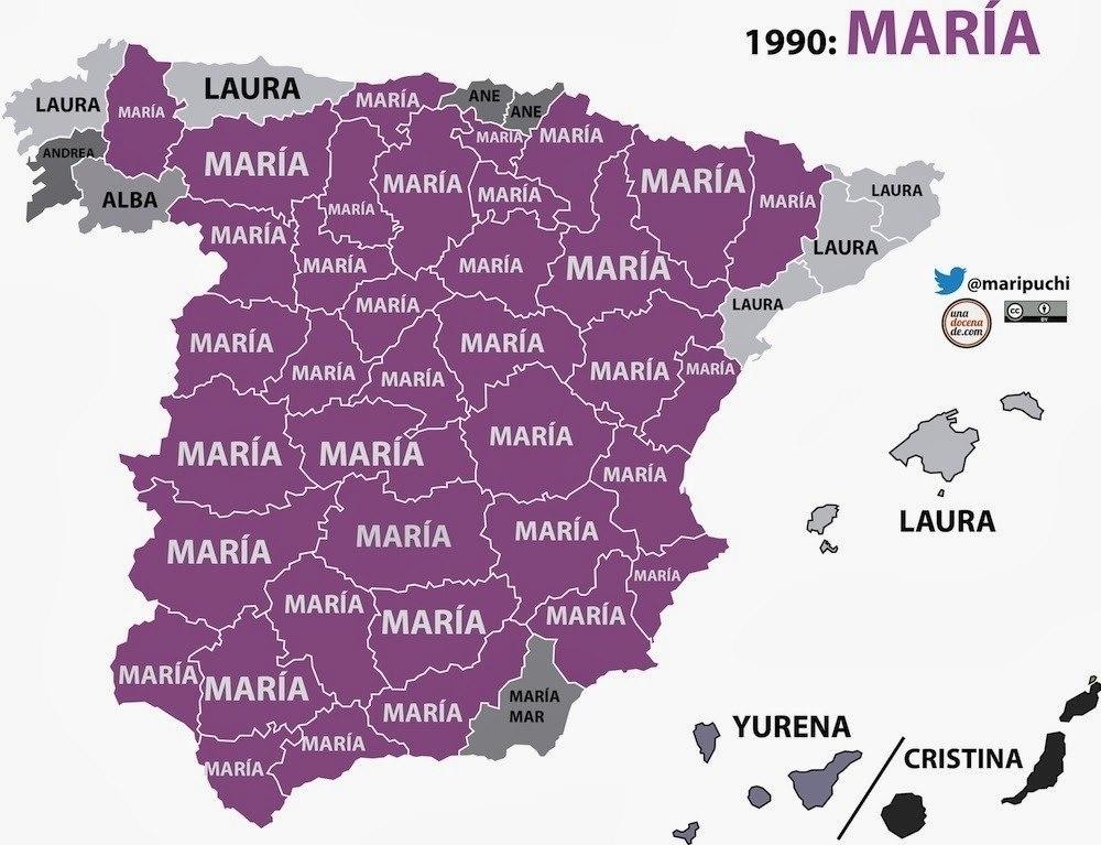 los-nombres-mas-comunes-en-espana-desde-los-anos-60-hasta-hoy-años-90