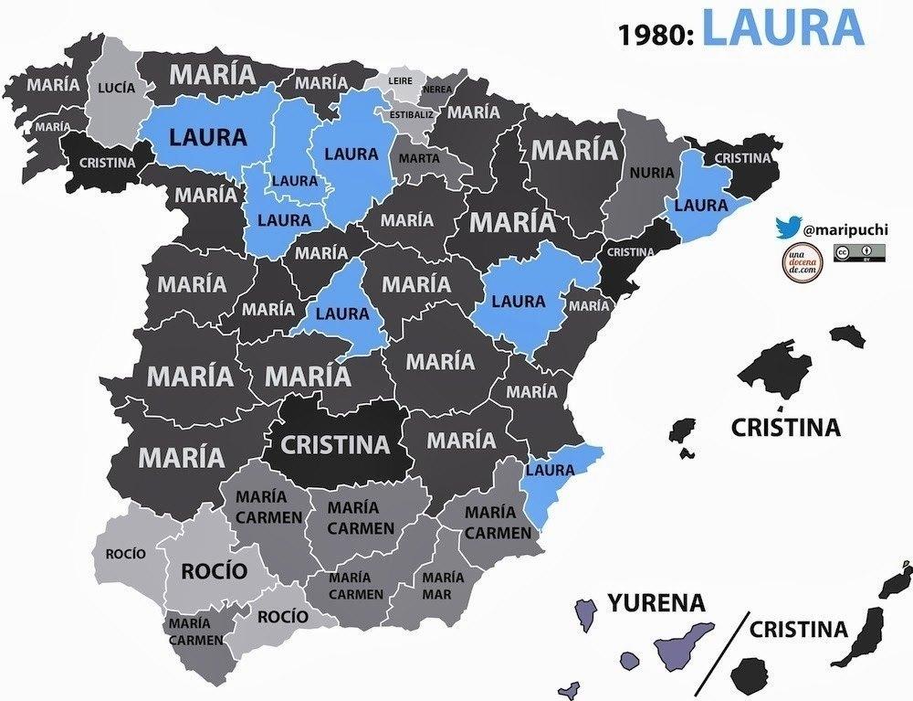 los-nombres-mas-comunes-en-espana-desde-los-anos-60-hasta-hoy-años80