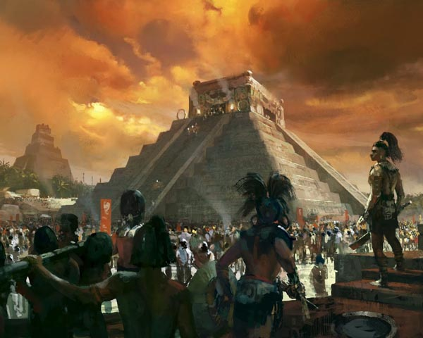 Aportes ciencia maya - SobreHistoria.com