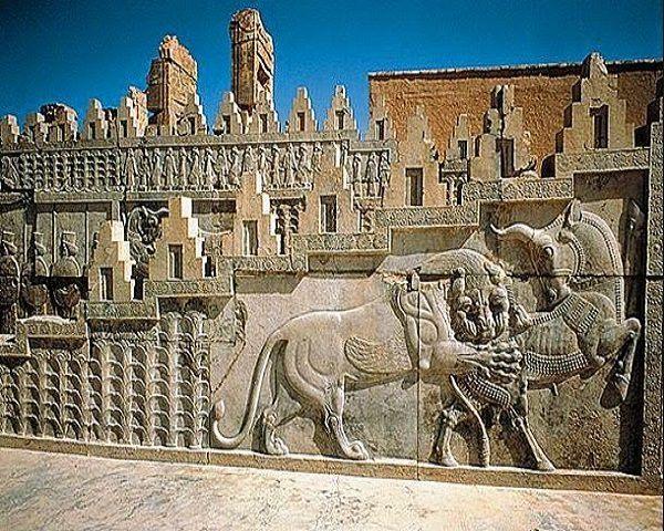 Relieves persépolis