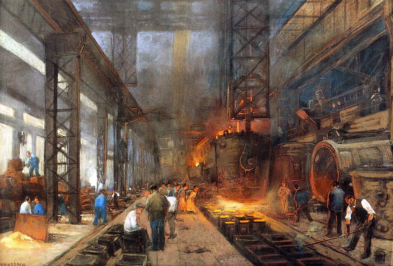 Resultado de imagen de revolucion industrial