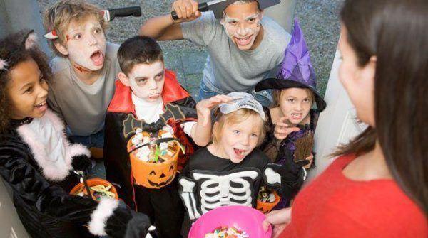 La calabaza y los dulces La tradición del Halloween actual