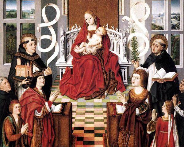 Maldicion hijos Reyes Catolicos