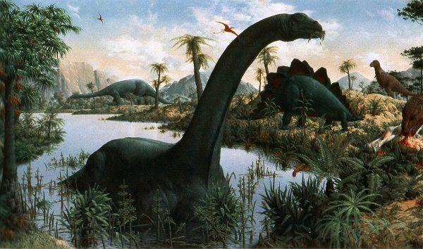 clima epoca dinosaurios