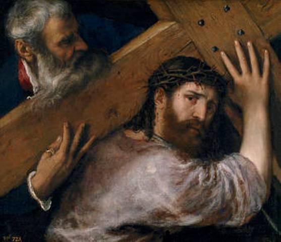 Calvario Tiziano
