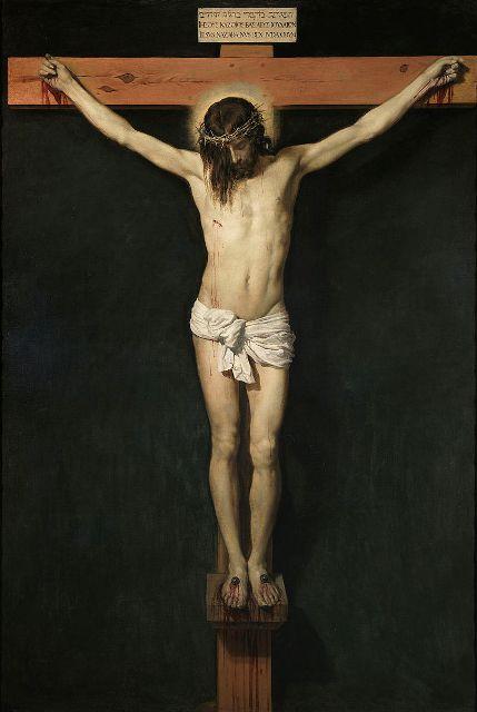 Jesús Crucificado Velázquez