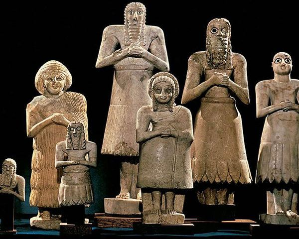 Misterios de Sumeria