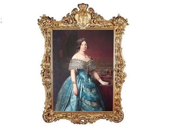 Isabel II madrazo