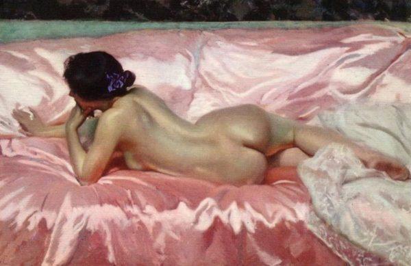los-pintores-espanoles-mas-famosos-de-la-historia-y-sus-obras-mas-importantes-joaquin-sorolla-desnudo-de-mujer