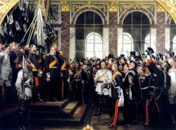 Proclamación kaiser