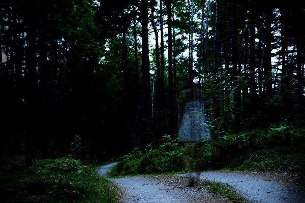 fantasma carretera