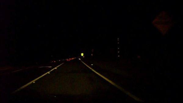 fantasmas en carretera