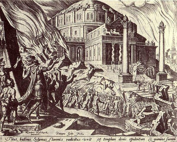 Newton Templo de Salomón