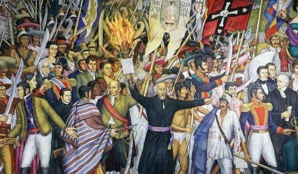 Independencia de Méjico