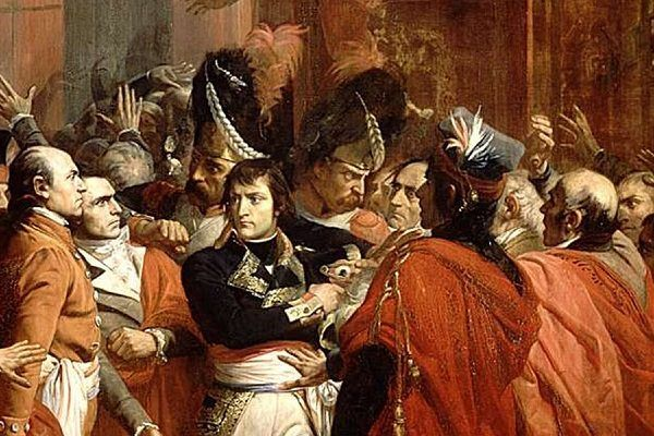 biografia napoleon