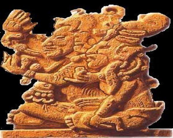 Los gemelos mayas