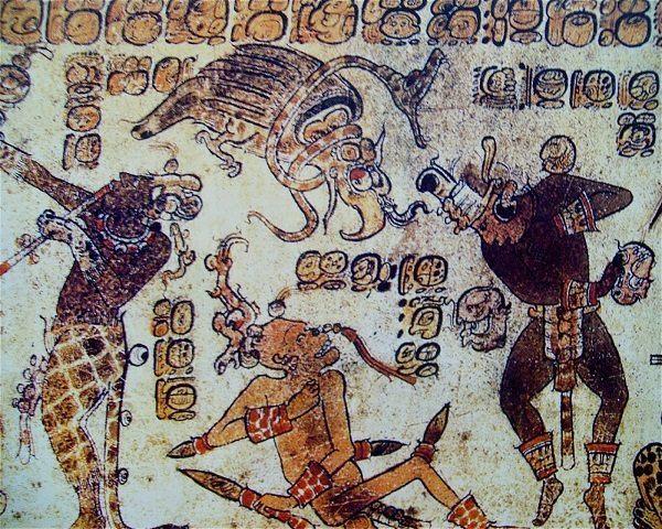 Religión maya