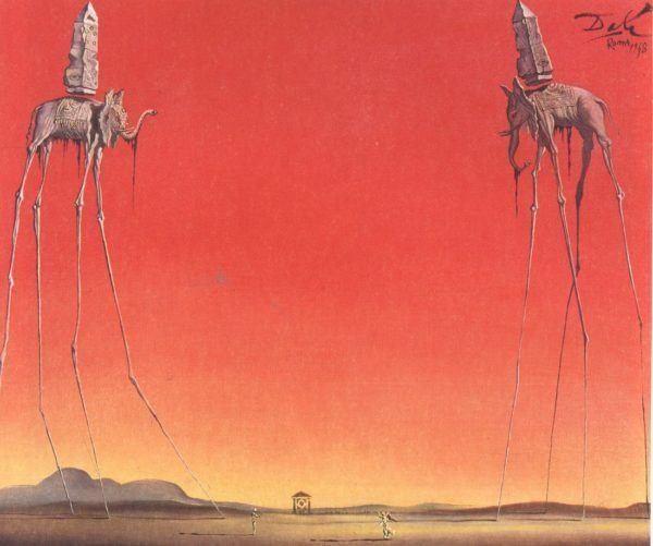 los-pintores-españoles-mas-famosos-de-la-historia-y-sus-obras-mas-importantes-dali-elefantes