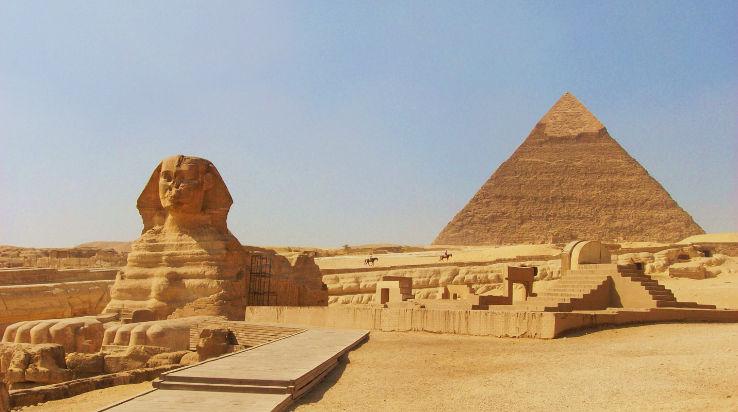 7 Maravillas del Mundo Antiguo - SobreHistoria.com