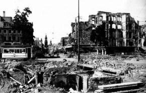 Segunda Guerra Mundial: el bombardeo en Dresde