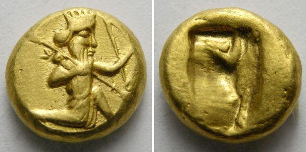 Moneda Persa Darico