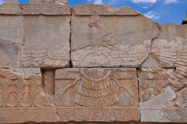 Ahura Mazda, deidad zoroastra