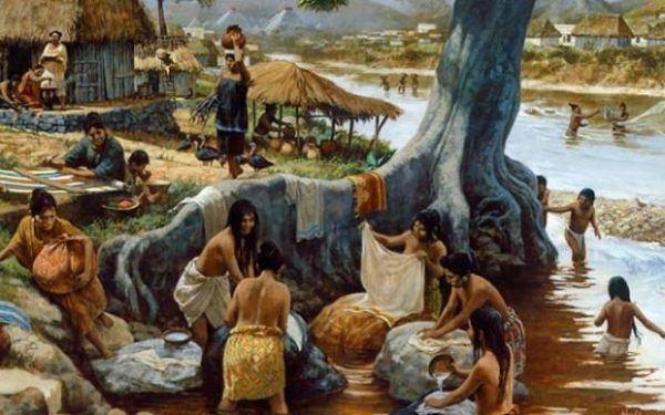 Resultado de imagen de las-civilizaciones-antiguas-limpieza